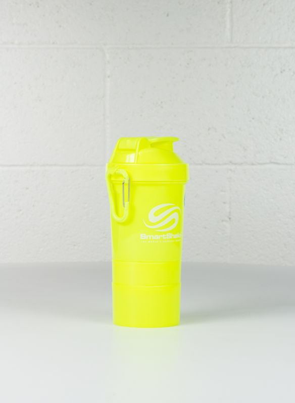 SHAKER ORIGINAL 2GO 600ml, YELLOW, medium