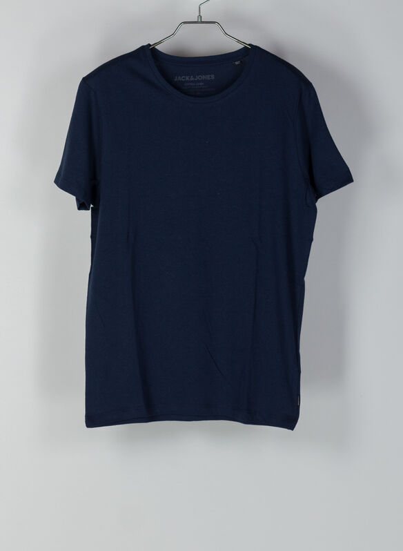 T-SHIRT LINEM BASIC, NVY, medium