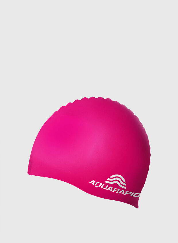 CUFFIA IN SILICONE ECO, F FUXIA, large