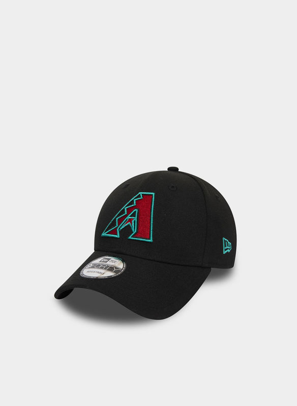 CAPPELLO ARIZONA DIAMONDBACKS THE LEAGUE 9FORTY, BLK, medium