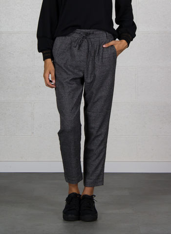 PANTALONE NOOS POPTRASH, BLK CHECKS, small