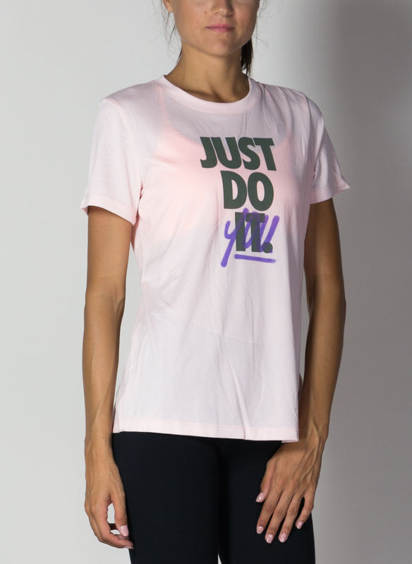 T-SHIRT JDI TRAINING, 682PINK, medium