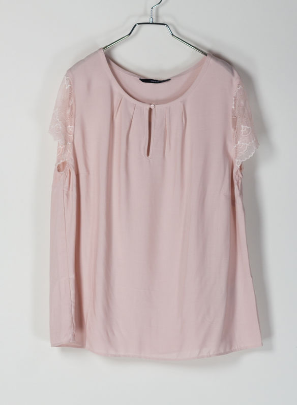 TOP NINA, SEPIA ROSE, medium