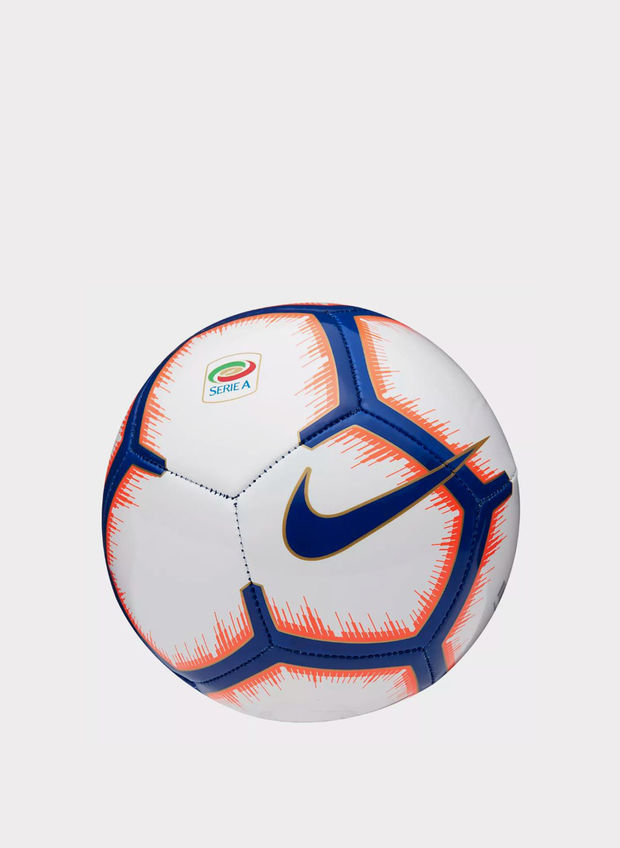 MINI PALLONE SERIE A STRIKE, 100WHT, large