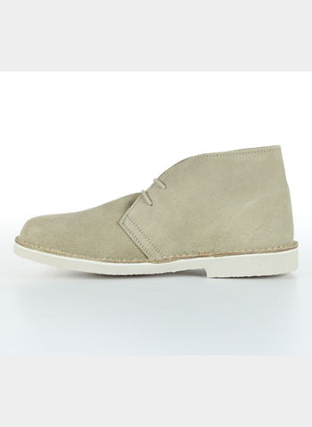 POLACCHINO SUEDE MID , 120BEIGE, small