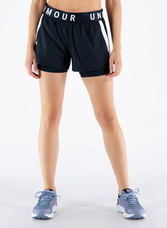 SHORTS PLAY UP 2 IN 1, BLK, medium