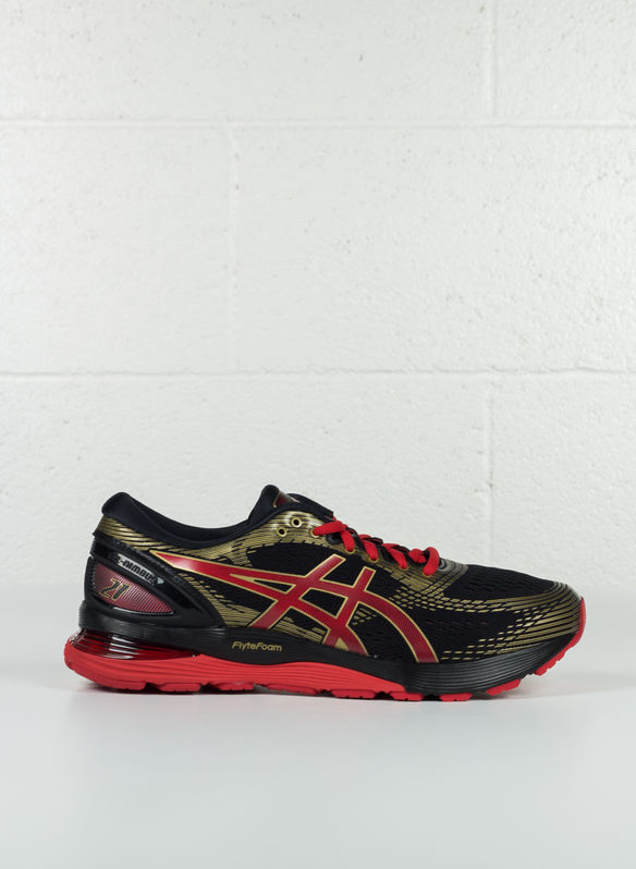 SCARPA GEL NIMBUS 21, BLKREDGOLD, medium