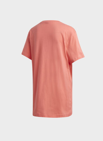 T-SHIRT LOGO, SALMONE, small