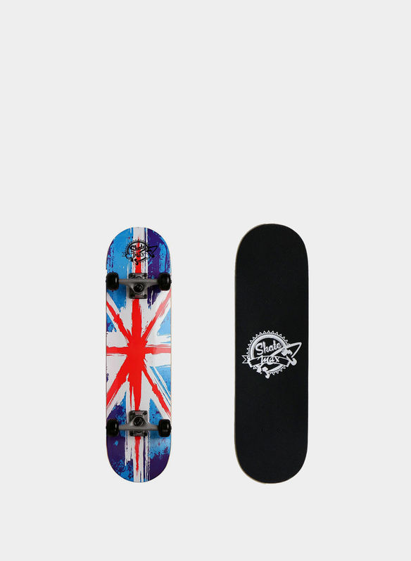 SKATEBOARD STYLENGL FLAG, NG, medium
