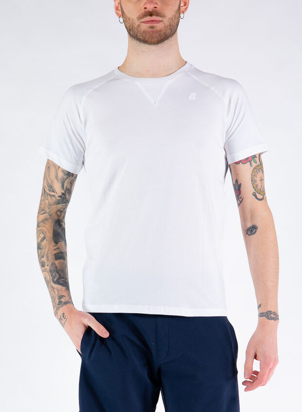 T-SHIRT EDWING, 001WHT, large