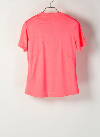 T-SHIRT TRAINING, FUXIA, small