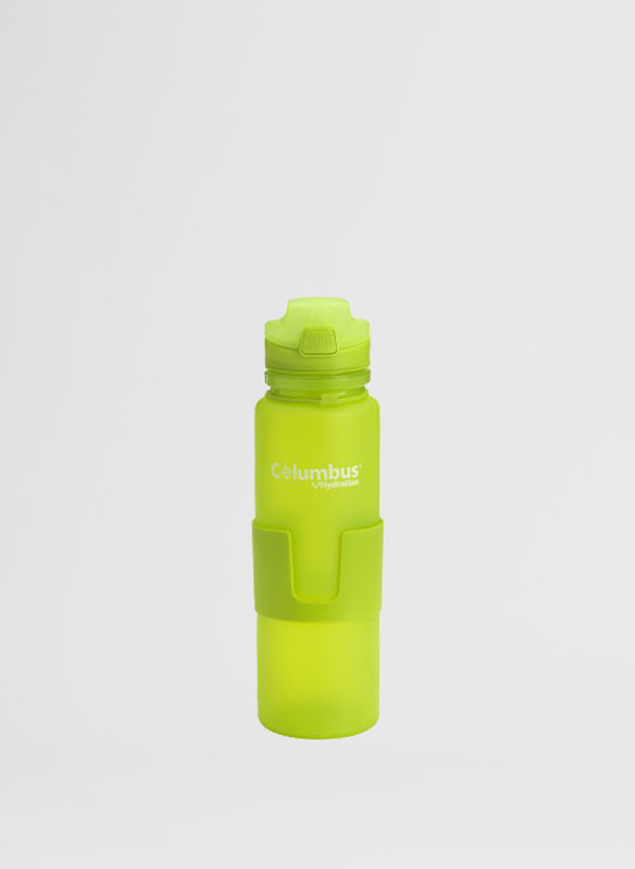 BORRACCIA 650ml RICHIUDIBILE, GREEN, medium