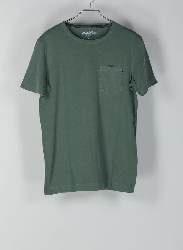 T-SHIRT WASH, LILY PAD, medium
