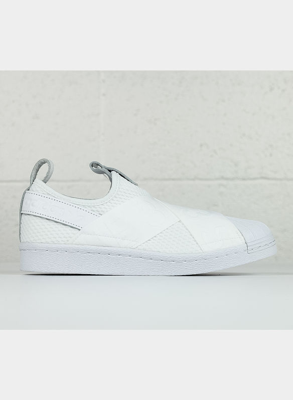 SCARPA SUPERSTAR SLIP-ON, WHT, medium