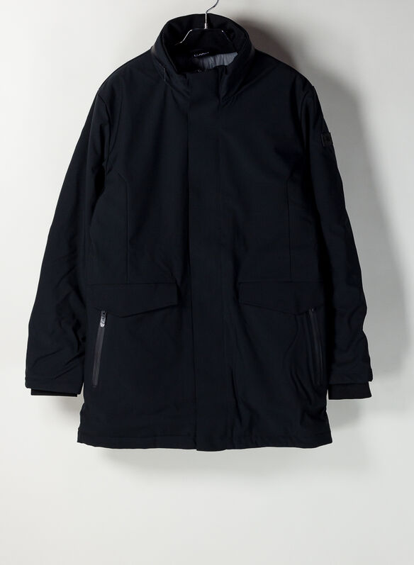 PARKA SOFTSHELL 7000, U901 BLK, medium