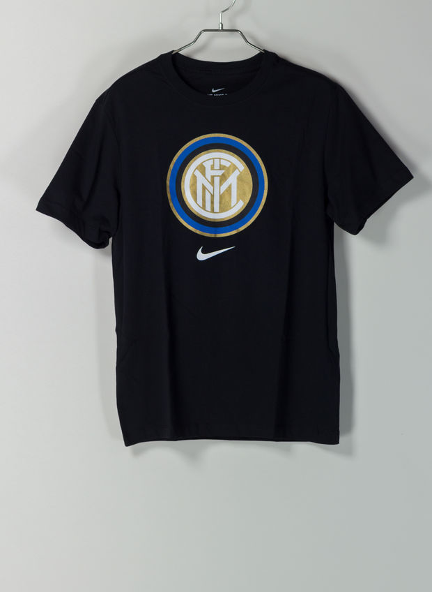 T-SHIRT INTER, 010BLK, large