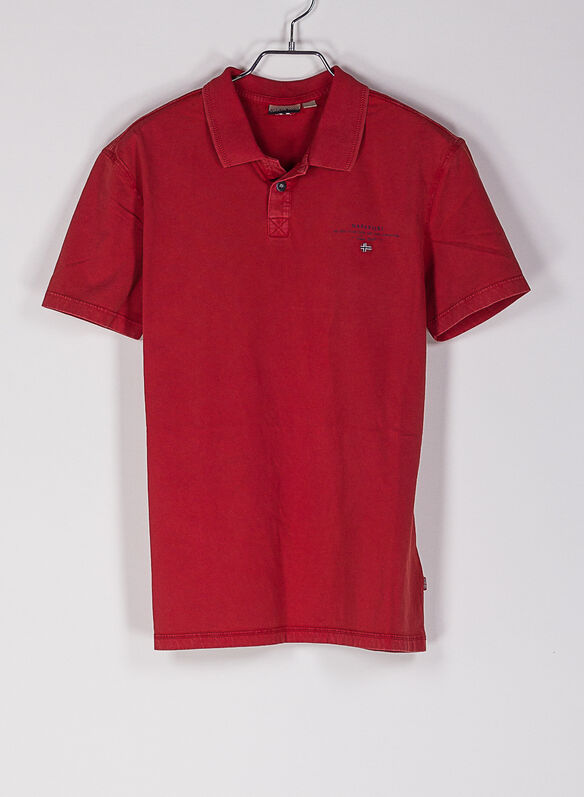 POLO ELLI, R47RED, medium