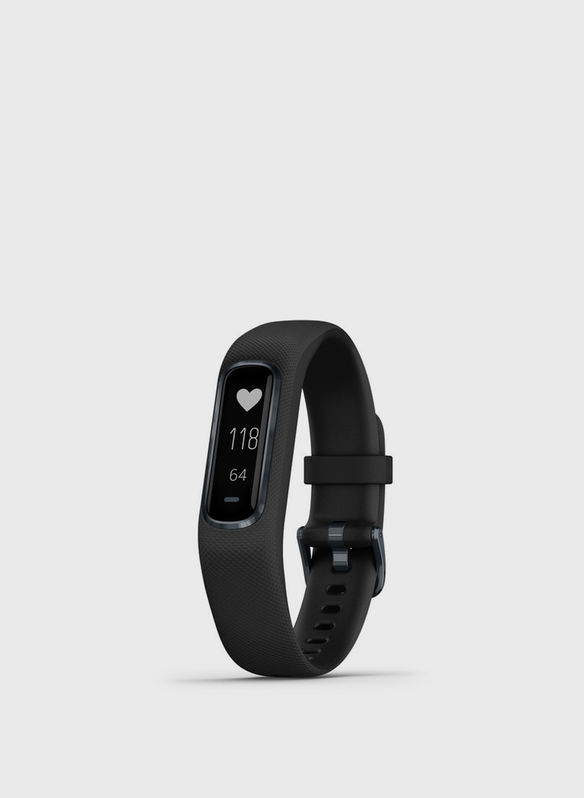 ACTIVITY TRACKER VIVOSMART 4 LARGE, BLK, medium
