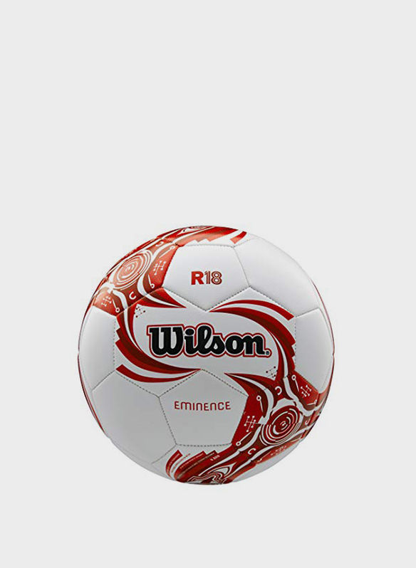 PALLONE CALCIO EMINENCE SWITZERLAND, WHTRED, medium