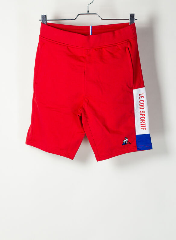 SHORT TRICOLOR, RED, medium