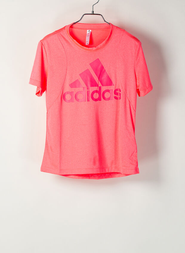 T-SHIRT TRAINING, FUXIA, large