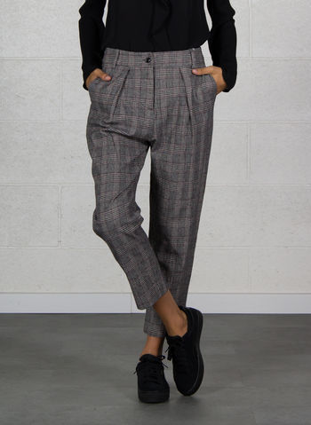 PANTALONE CHECK, FANT UNICA, small