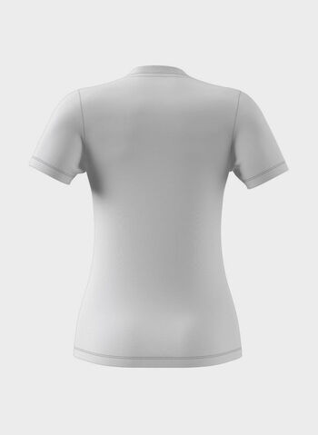 T-SHIRT TREFOIL, WHT, small