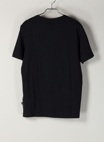T-SHIRT PHOTO, 01BLK, small