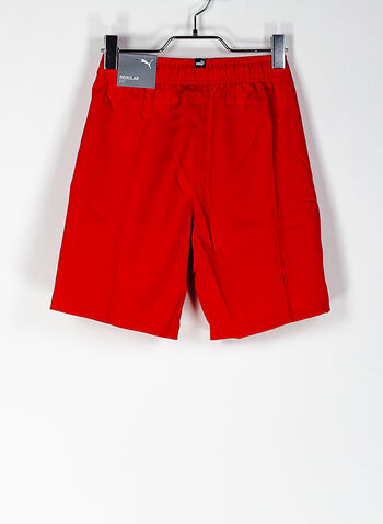 SHORTS REBEL BOLD WOVEN RAGAZZO, 11RED, small