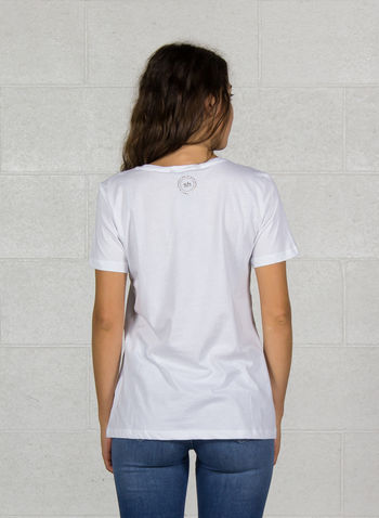 T-SHIRT WESTMINSTER, BIANCO, small