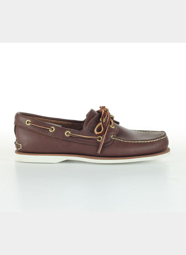 SCARPA BOAT ORIGINAL LTH , BROWN, large