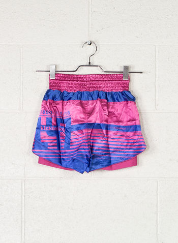 SHORT PANTA THAI L47, FUXIA, small