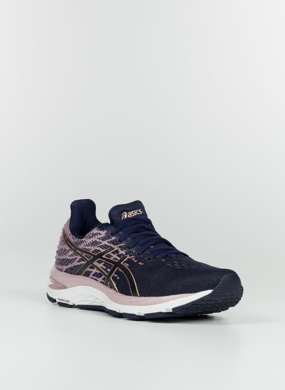 SCARPA GEL CUMULUS KNIT 21, NVYPINK, medium