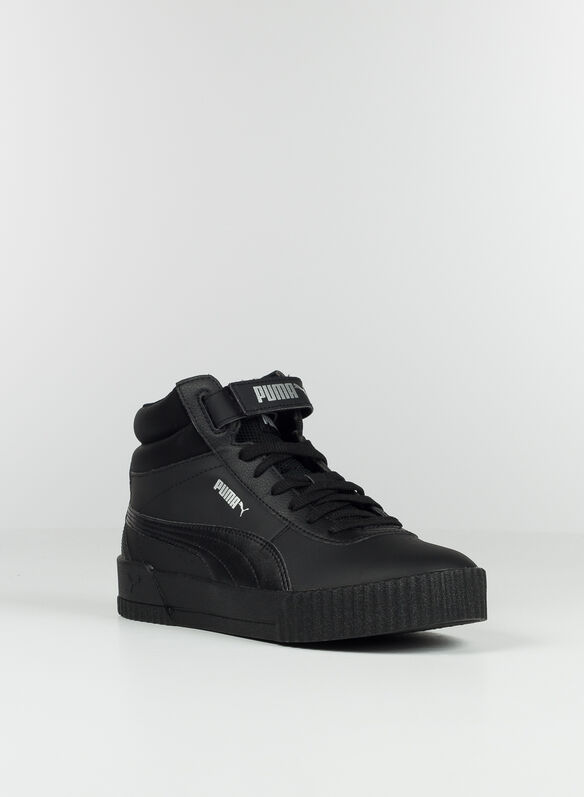 SCARPA ALTA IN NABUK, BLK, medium