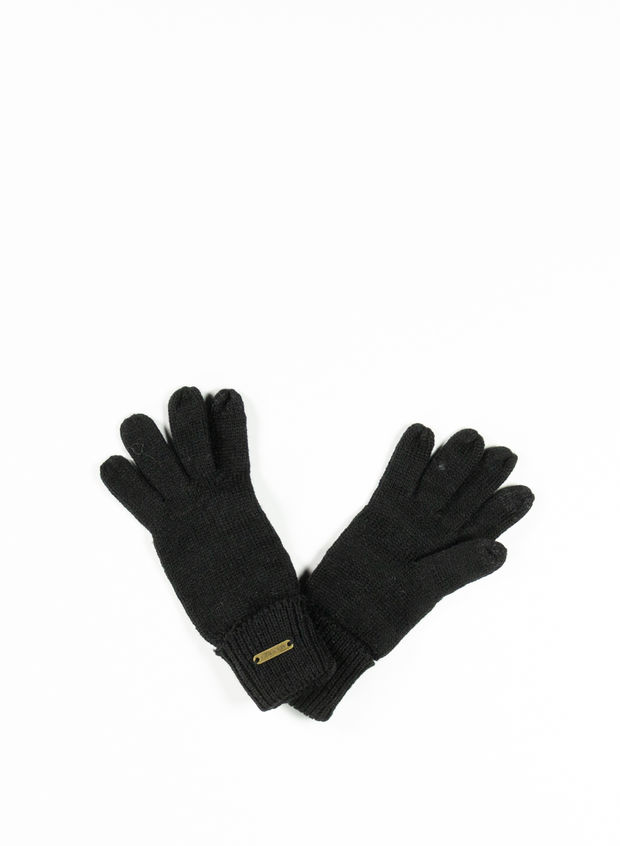 GUANTI BE TOUCH, BLK, large
