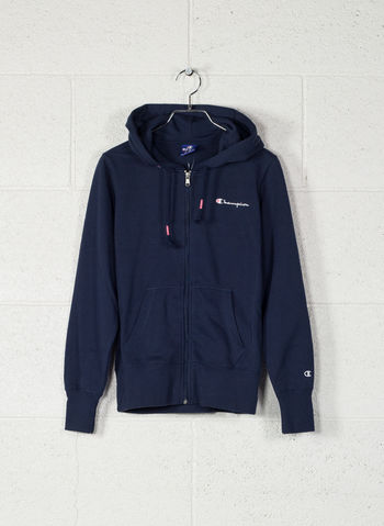 FELPA CL FULL ZIP, BS503NVY, small