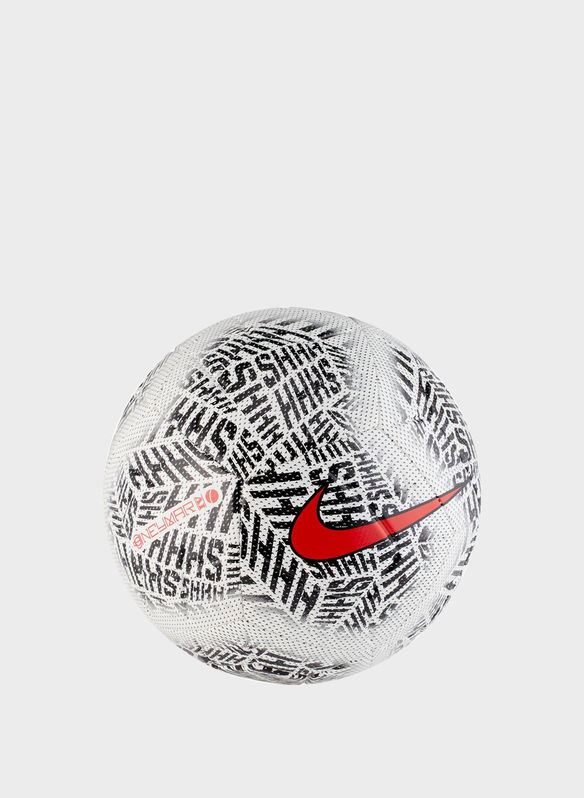 PALLONE NEYMAR STRIKE JR, 100WHTBLKRED, medium
