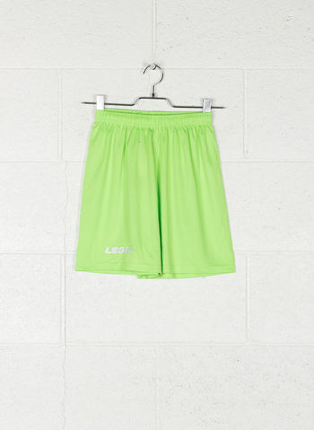 PANTALONCINO TAIPEI CALCIO, 0028LIME, small