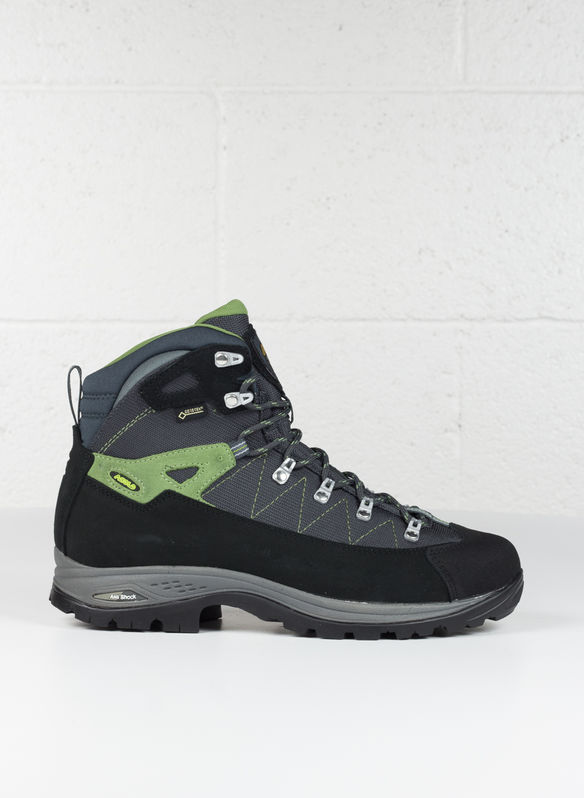 SCARPA FINDER GV, A741GREYLIME, medium