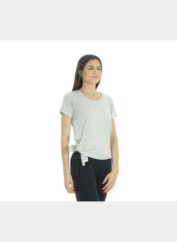 T-SHIRT EVOLUTION SIDE KNOT , 004GREY, small