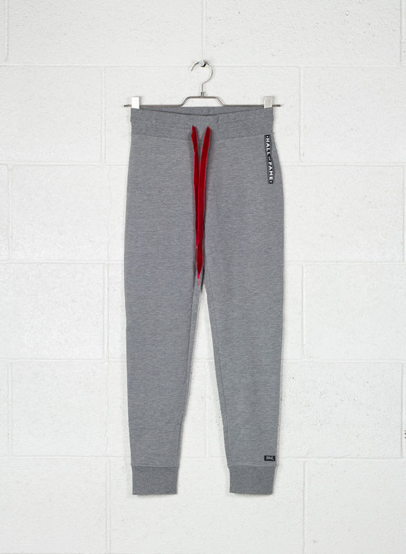 PANTALONE RED LACCETTO, M008GREY, medium