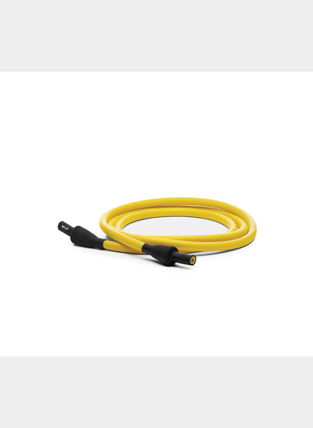 TRAINING CABLE EXTRA LIGHT, YELLOW, large