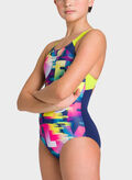COSTUME SWIM LOVE, 760MULTICOLOR, thumb