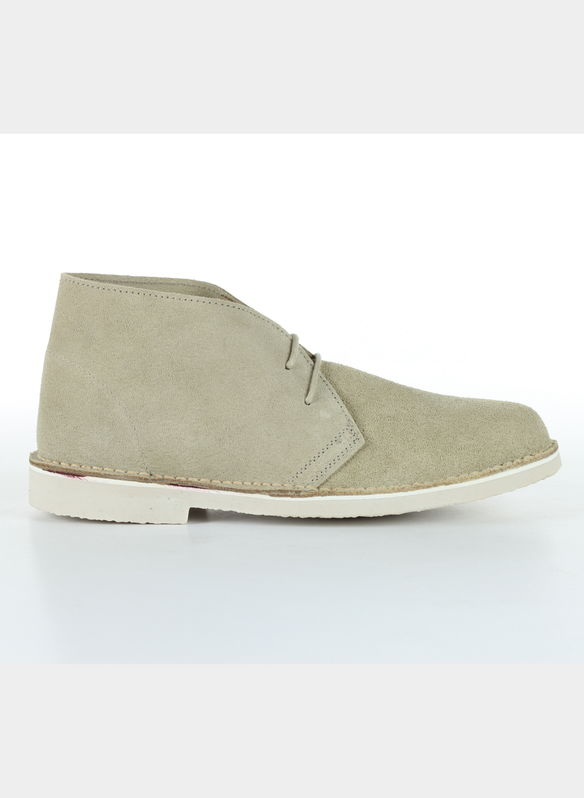 POLACCHINO SUEDE MID , 120BEIGE, medium