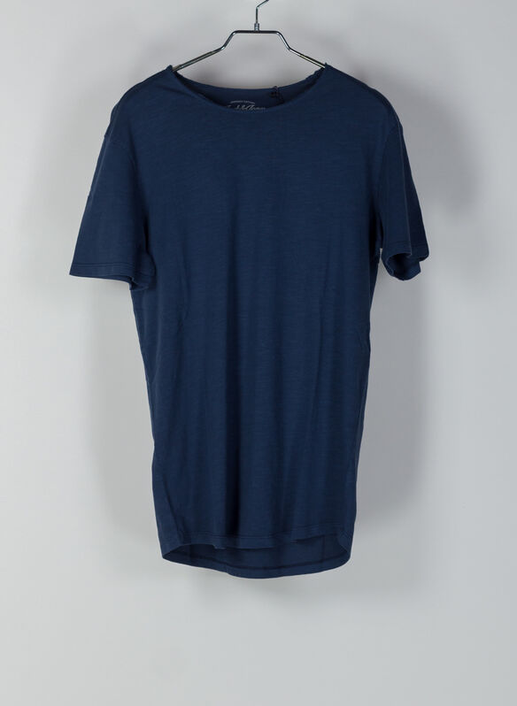 T-SHIRT ASHER, NVY, medium
