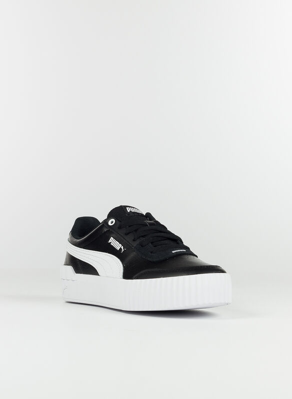 SCARPA CARINA LEATHER, BLKWHT, medium