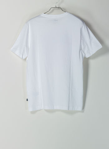 T-SHIRT GRAPHIC LOGO, 02WHT, small