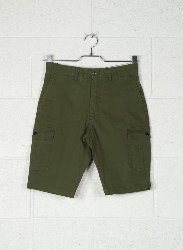 BERMUDA TASCONI, OLIVE, medium
