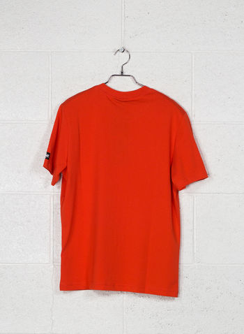 T-SHIRT CLASSIC MIKE LOGO, RED, small