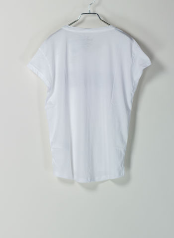 T-SHIRT MODERN SPORT GRAPHIC, 02WHT, small